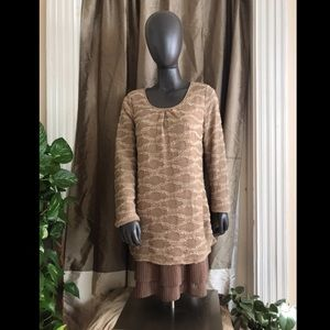 A'rêve Long Sleeve Sweater Dress